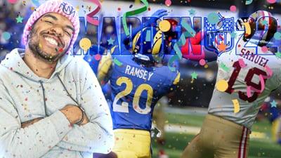 Happy Birthday Juice!  Madden 22 Weekend League!