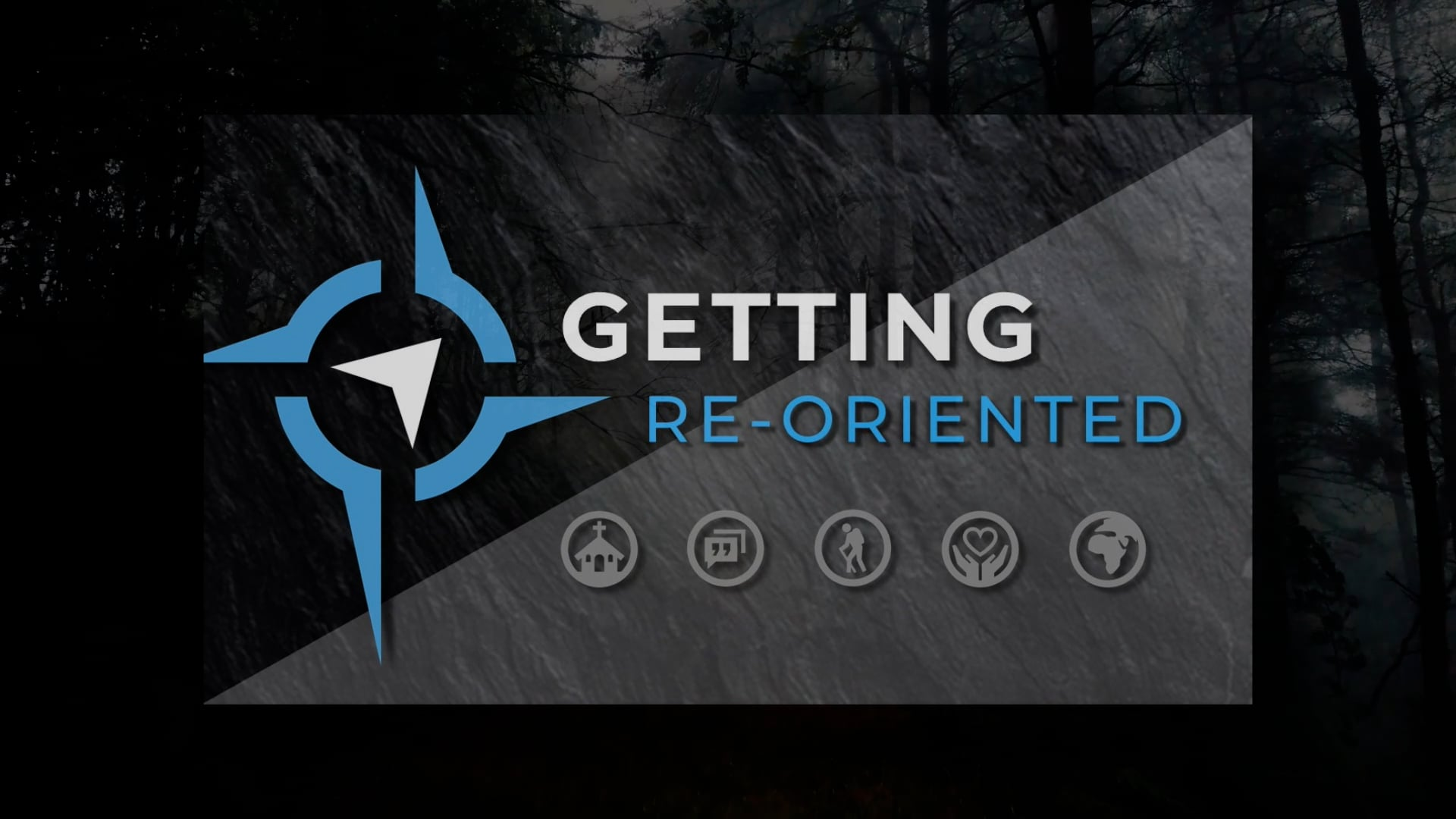 Getting Re-Oriented - Series PROMO - Fall 2021