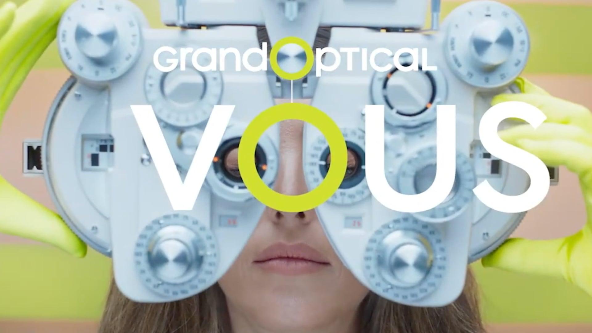 Pub TV - Grand Optical