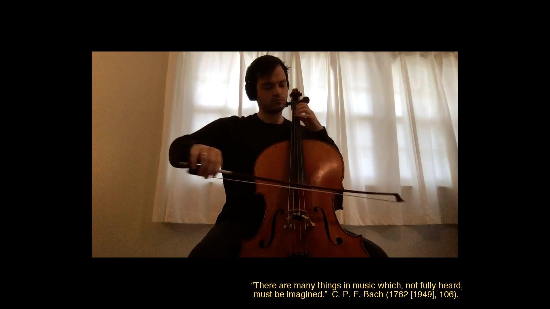 "SMT-V 06.3 ""Discovering Essential Voices,""  by Daniel Ketter"