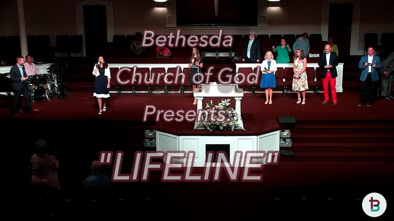ROLLING STONES: Bethesda Church of God
