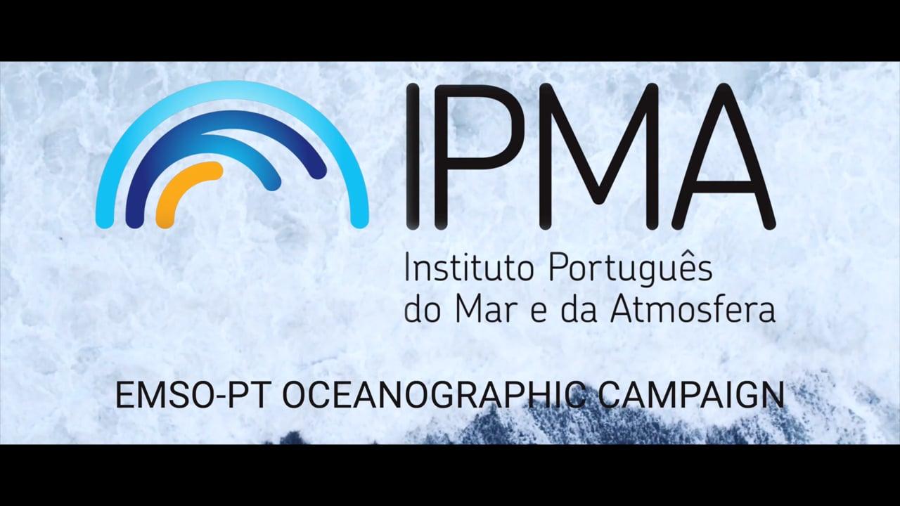 Oceanographic Campaign - IPMA - Mário Ruivo -  English Subtitles