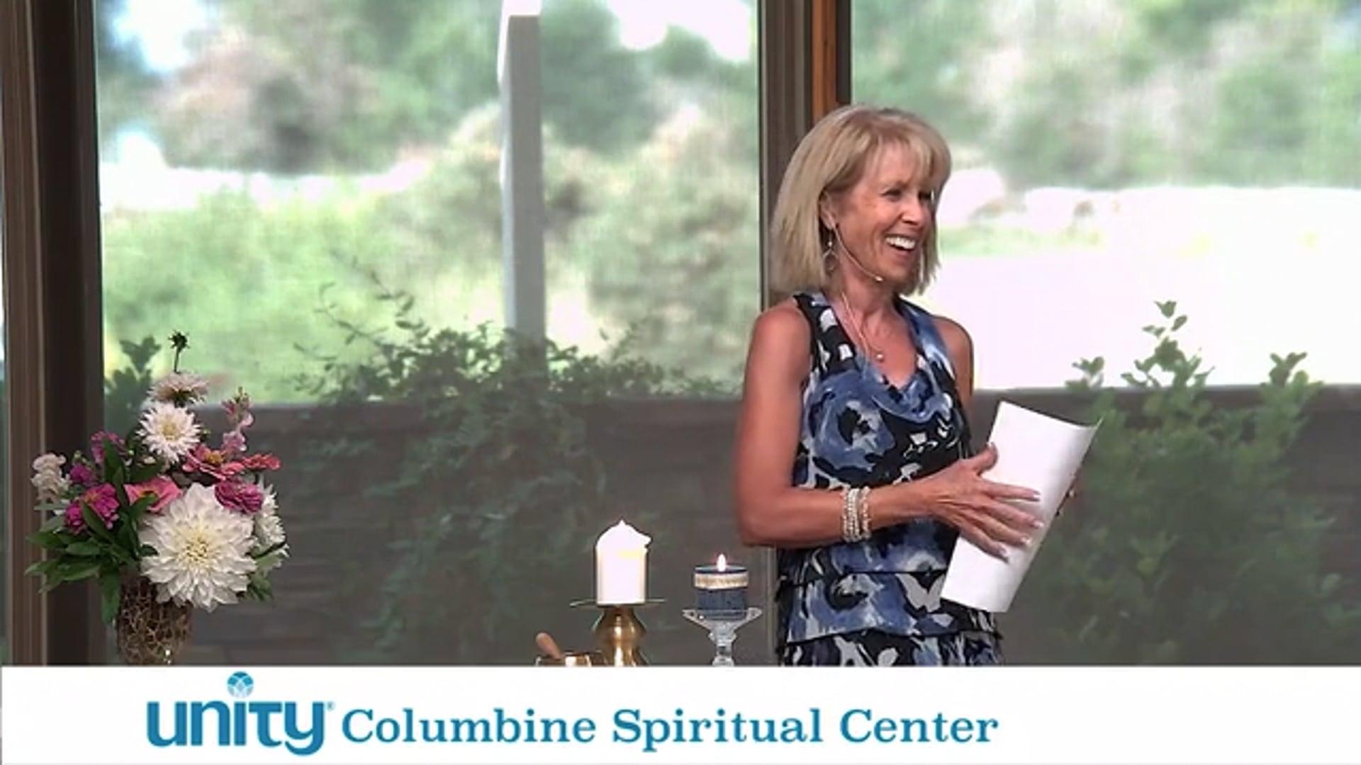 Columbine Unity Talk August 29, 2021