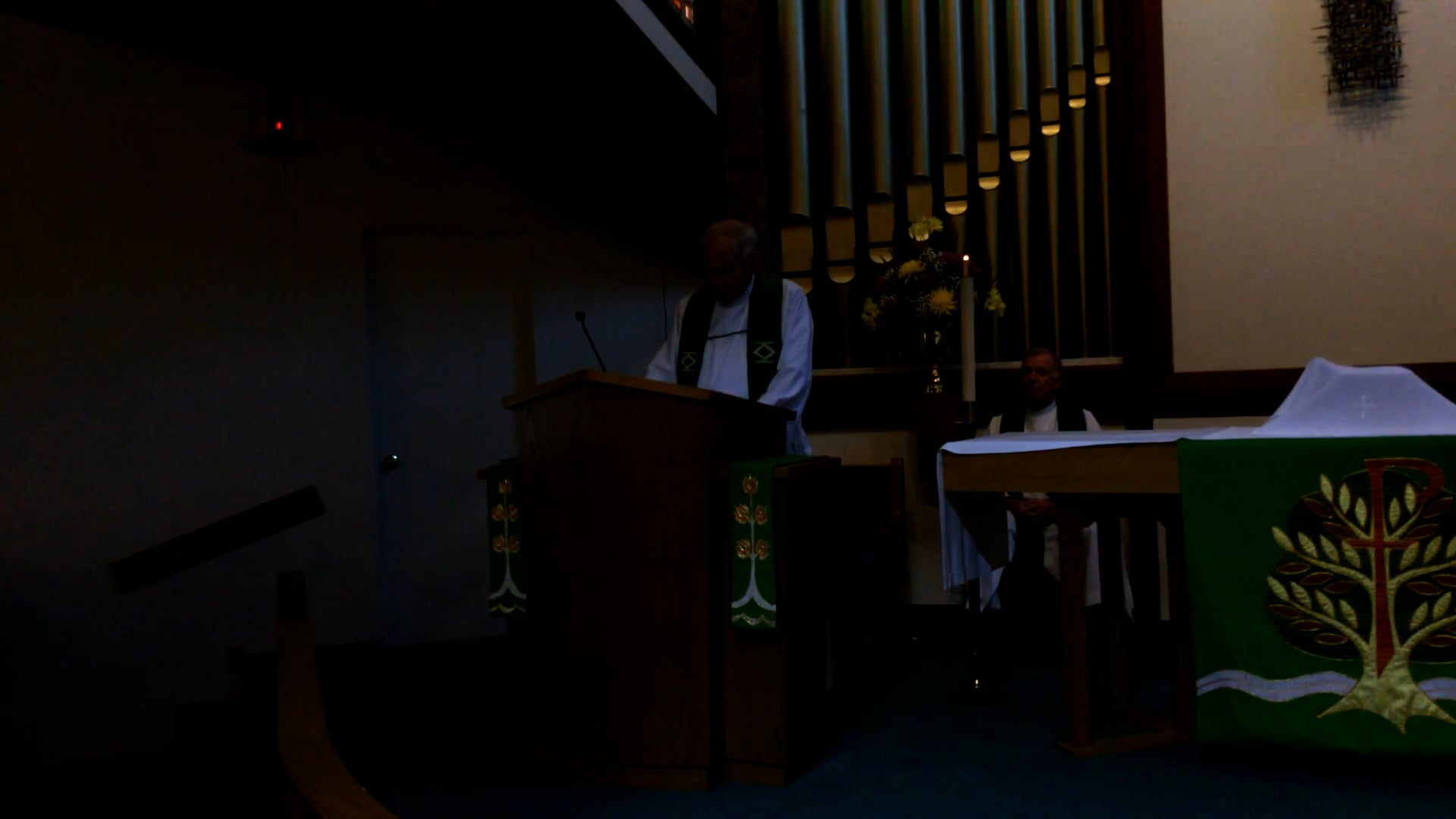 FLC Worship Service - August 29, 2021