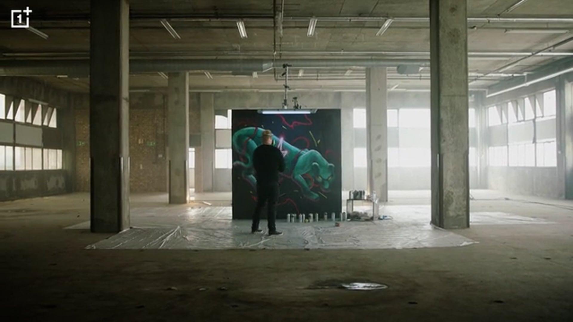 OnePlus - Graffiti