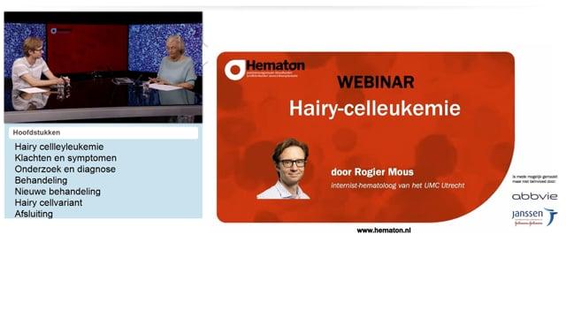 Webinar Hairy-celleukemie