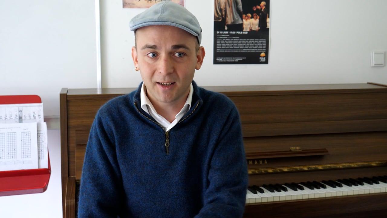 École de musique : Piano - Christian Finance