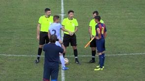 Albert Genís debuta en l'amistós de l'Escala contra el juvenil del Barça