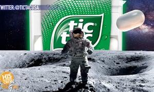 Tic Tac in a Tic Tac in SPACE