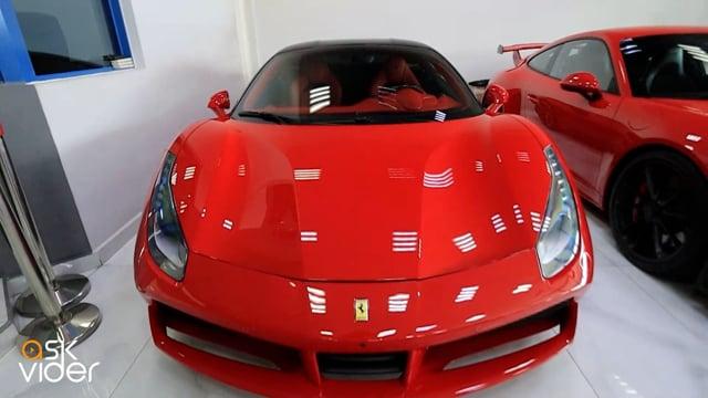 FERRARI 488 GTB ITALIA -...
