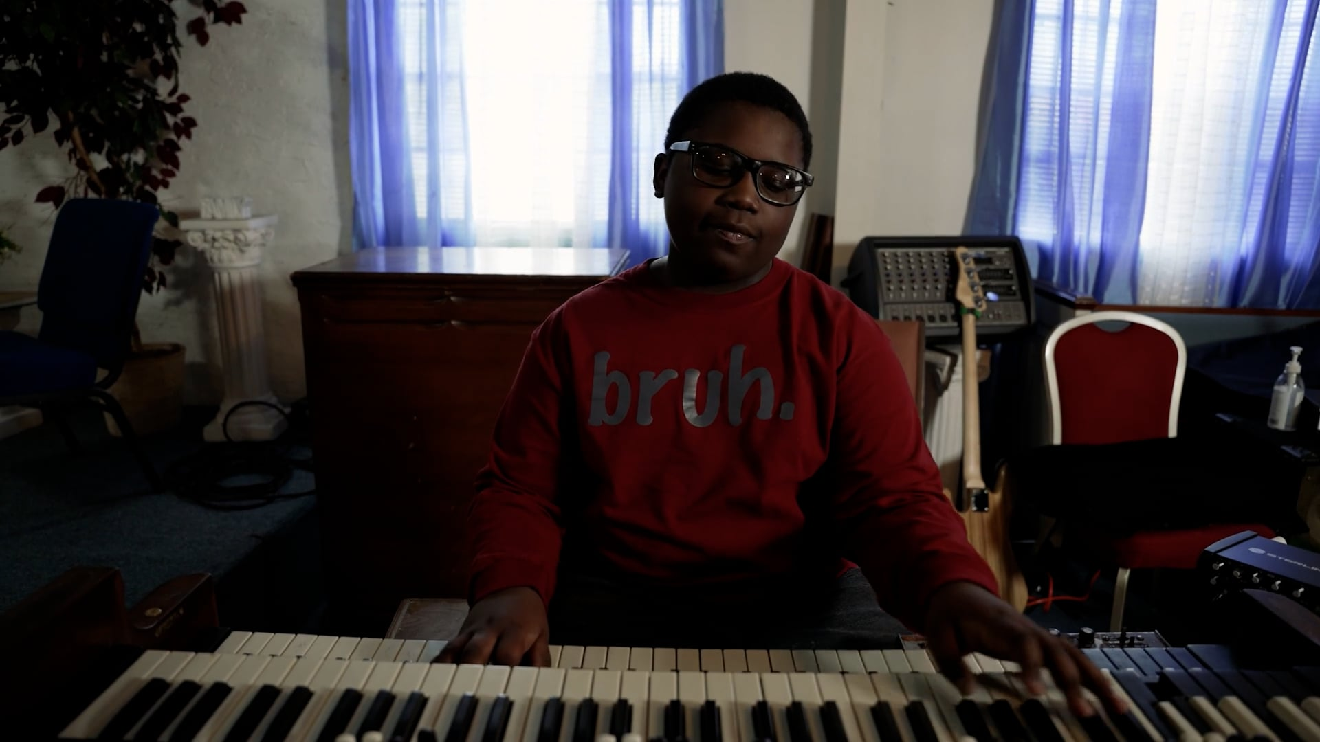 Trenton Music Makers - The Esaw Family