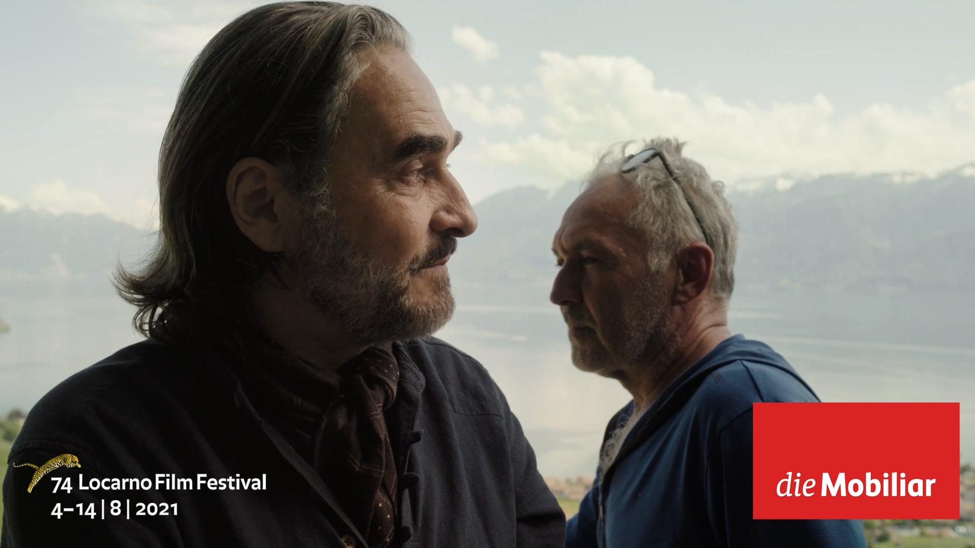 ComeTogether La Mobiliare for the Locarno Film Festival - Stephan Eicher & Gilles Wannaz