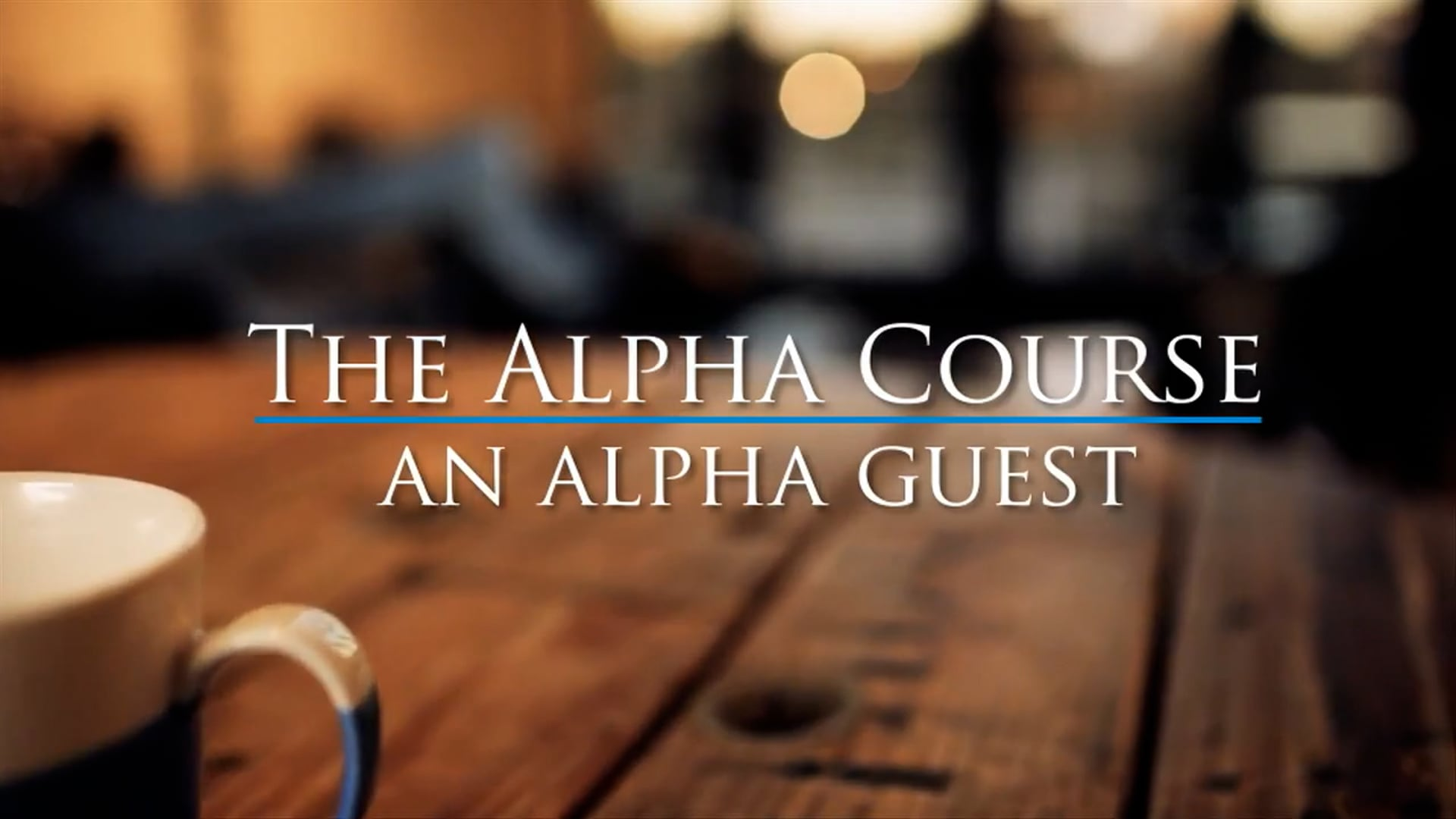 A Muslim Woman's Experience at Alpha