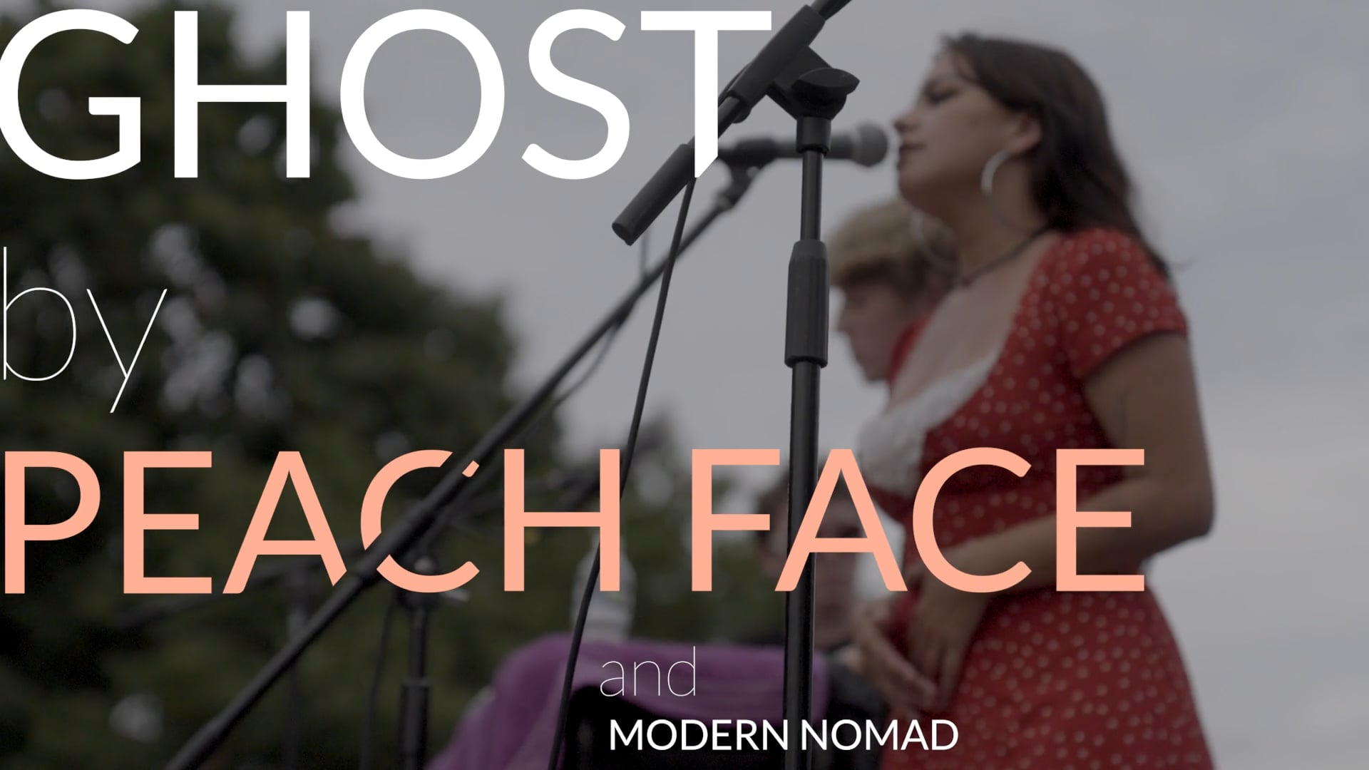 Ghost by Peach Face & Modern Nomad