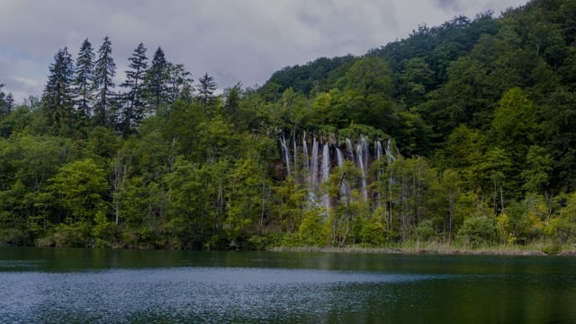 Astonishing Waterfalls of Croatia, Europe. Episode 4