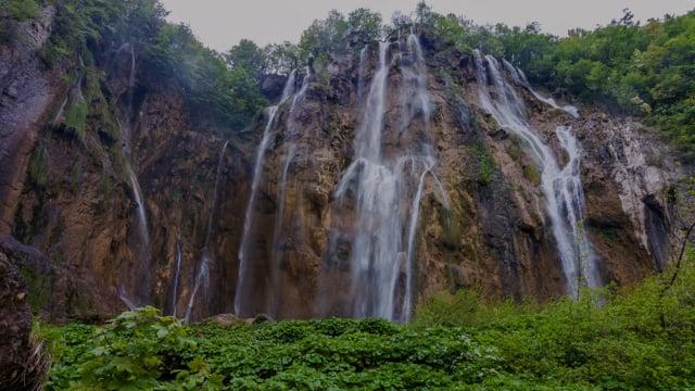 Astonishing Waterfalls of Croatia, Europe. Episode 5