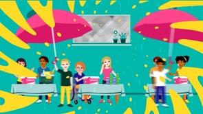 Volunteering: Resolving differences in volunteering (S3E3) - CLC Animation