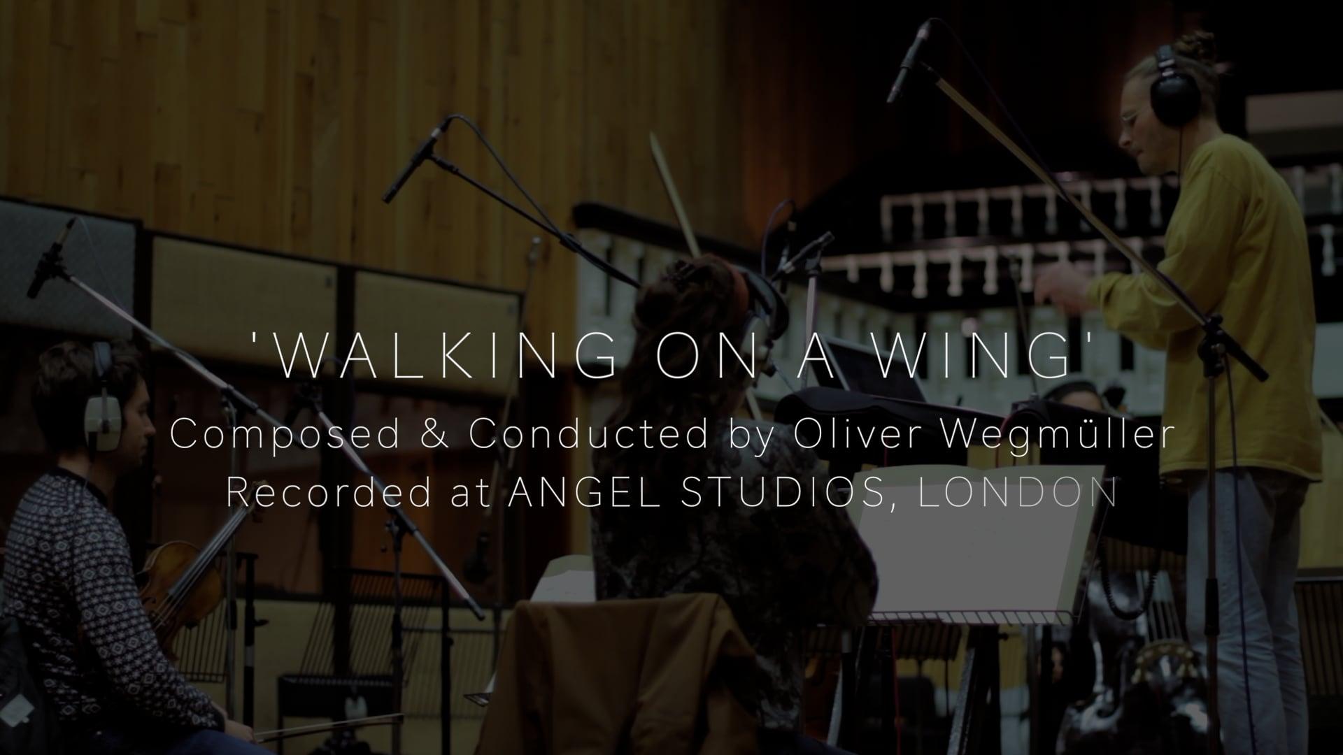 Walking On A Wing - Oliver Wegmüller @ Angel Studios