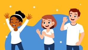 Volunteering: Volunteer recognition (S3E1) - CLC Animation