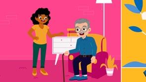 Volunteering: Flexible volunteers (S3E4) - CLC Animation