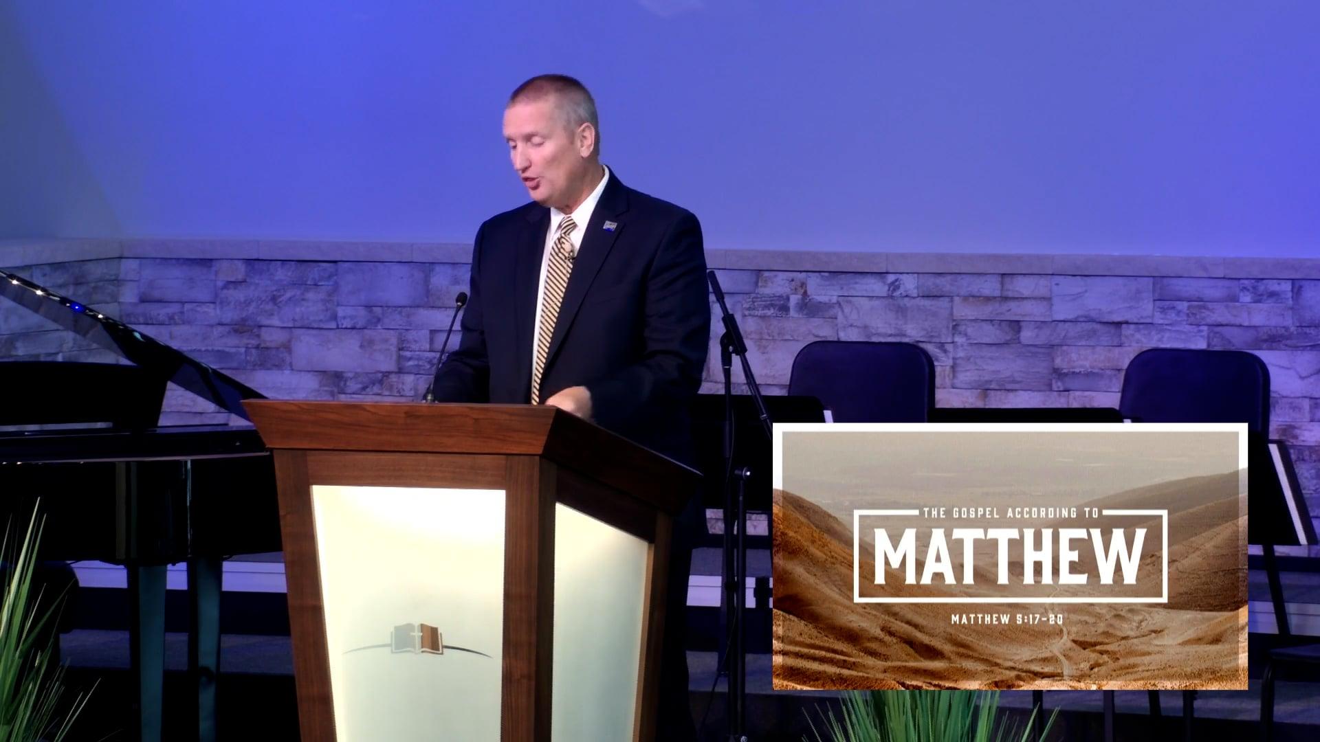 8/22/2021 Pastor Tim Rasmussen - Anger