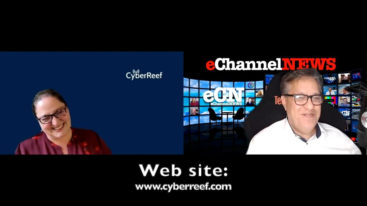 CyberReef Names Rachel Turkus Vice President of Marketing & Channel Management