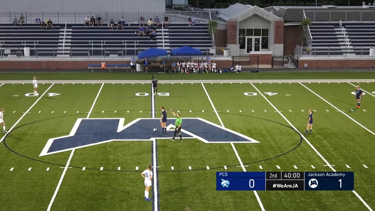 Varsity Girls Soccer vs PCS - 08-31-21