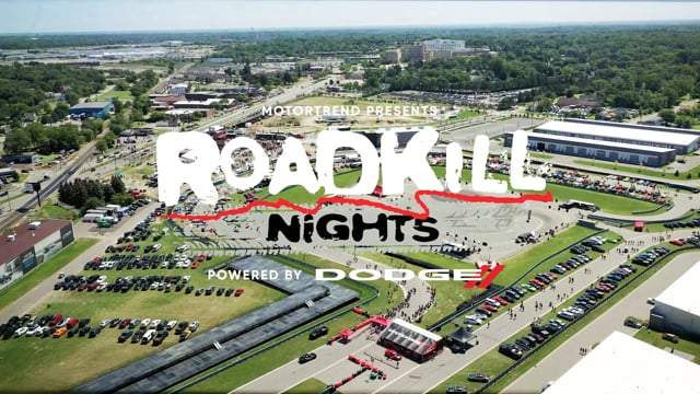 A Quick Hit: 2021 Roadkill Nights Powered by Dodge