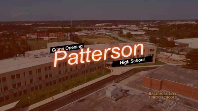 Grand Opening: Patterson High School