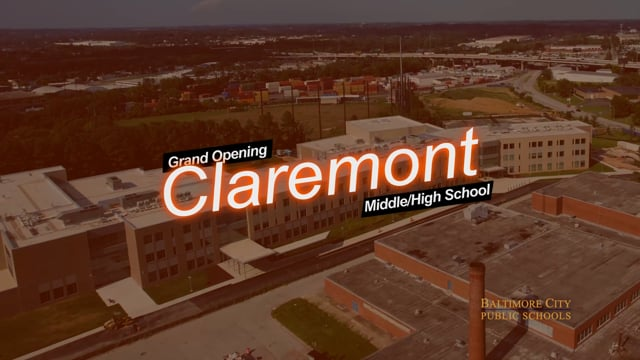 Grand Opening: Claremont Middle/High School