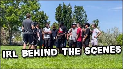 IRL Smoke Day Behind The Scenes! (The Secret Season S2 Ep.7)