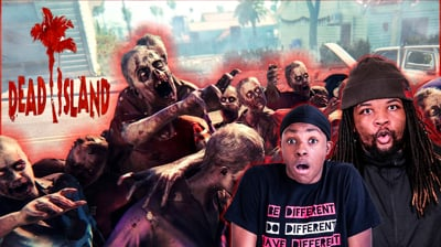 The Best Zombie Fighting Duo In History! (Dead Island Ep.1)