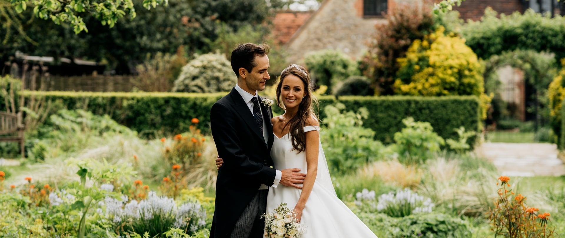 Felicity & William Wedding Video Filmed at Oxfordshire, England