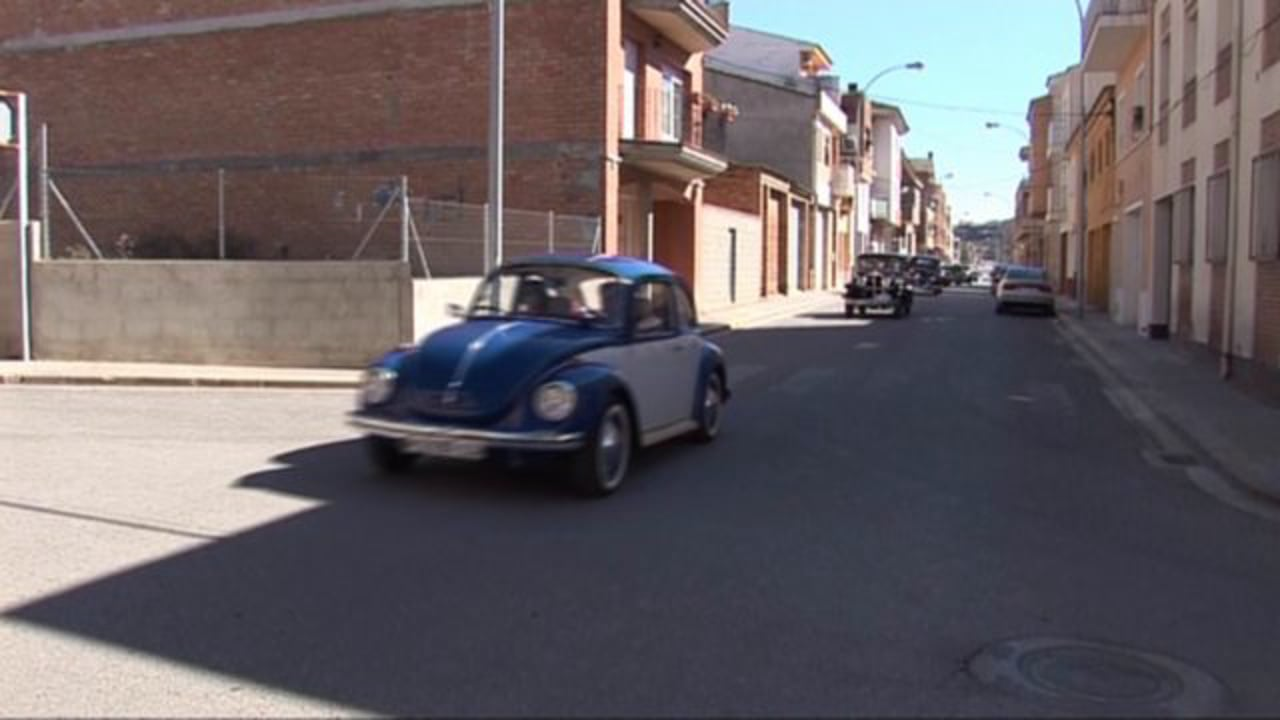 Almacelles ( Lleida ) Coches Antiguos