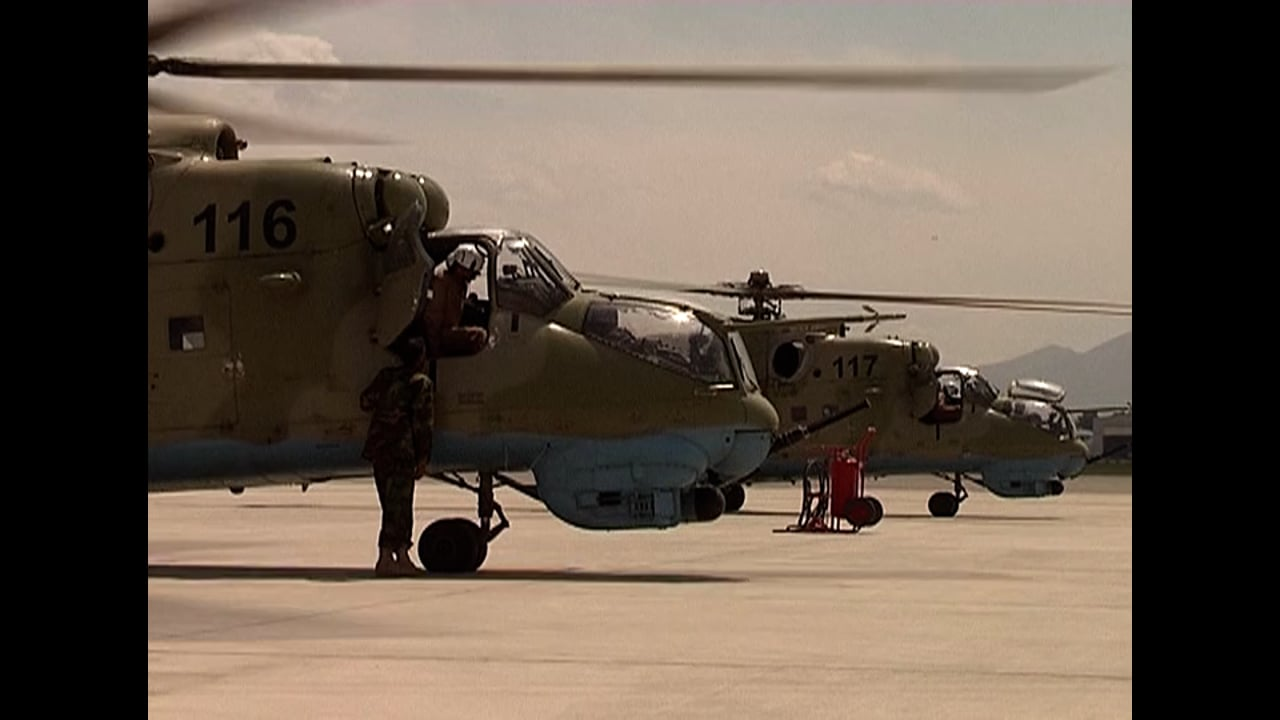 Standing Up the Afghan Air Wing 2010