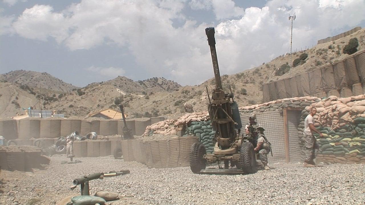 101st Airborne Artillery in Action - Wilderness - 27 Aug.mov