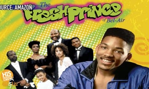 Bel-Air gets a new Prince!