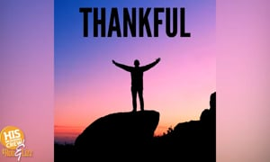 What Are You Thankful For??