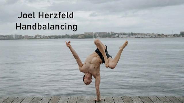 Handbalancing, traditional / high-energy act (live with Circus Kirkus Sept. 2021)