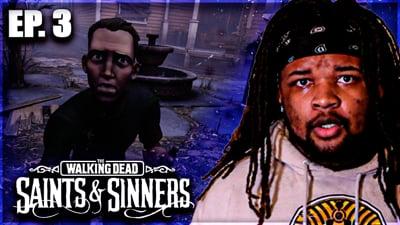 Give Them Pills or Psalms? Flam's Walking Dead: Saints & Sinners VR Walkthrough Ep. 3