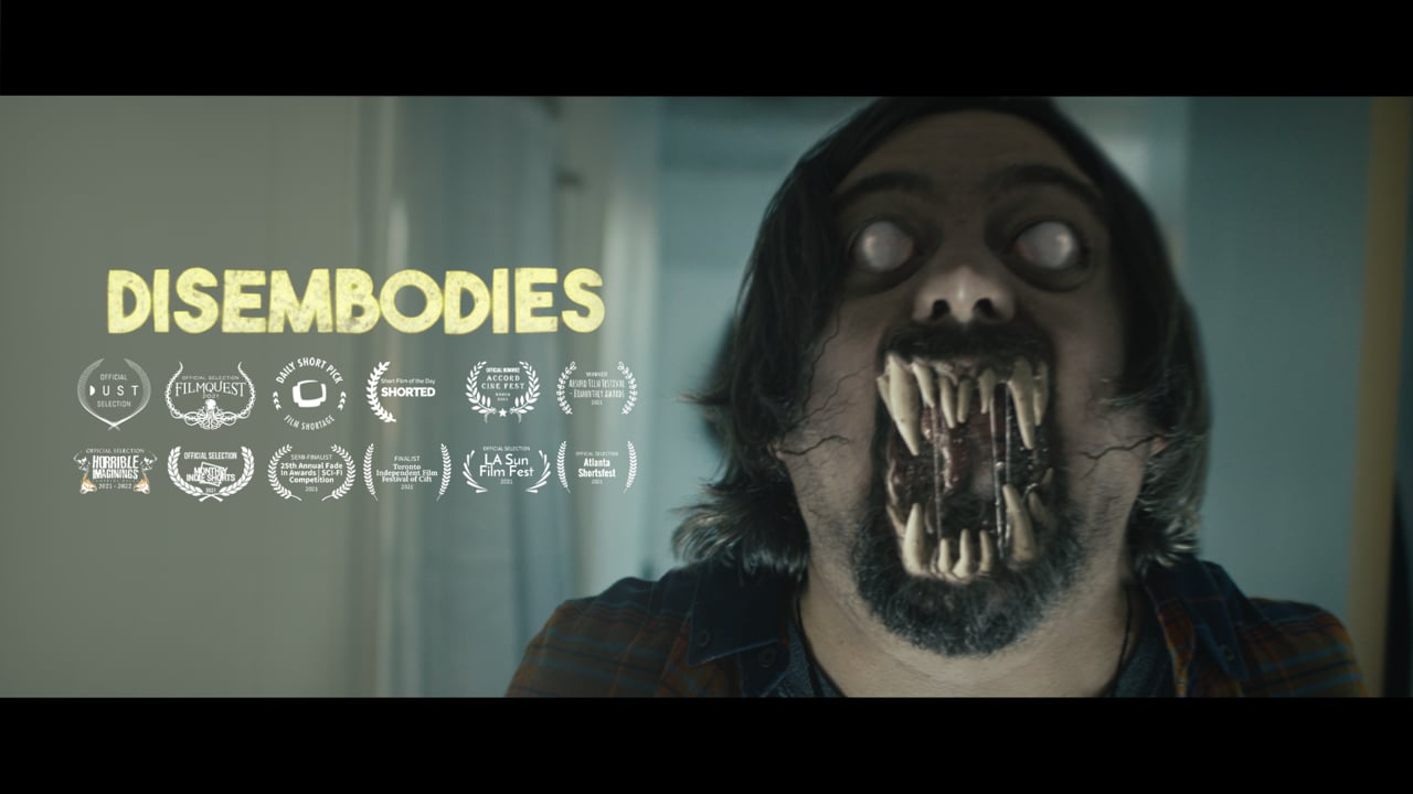 Disembodies   Short Film of the Day