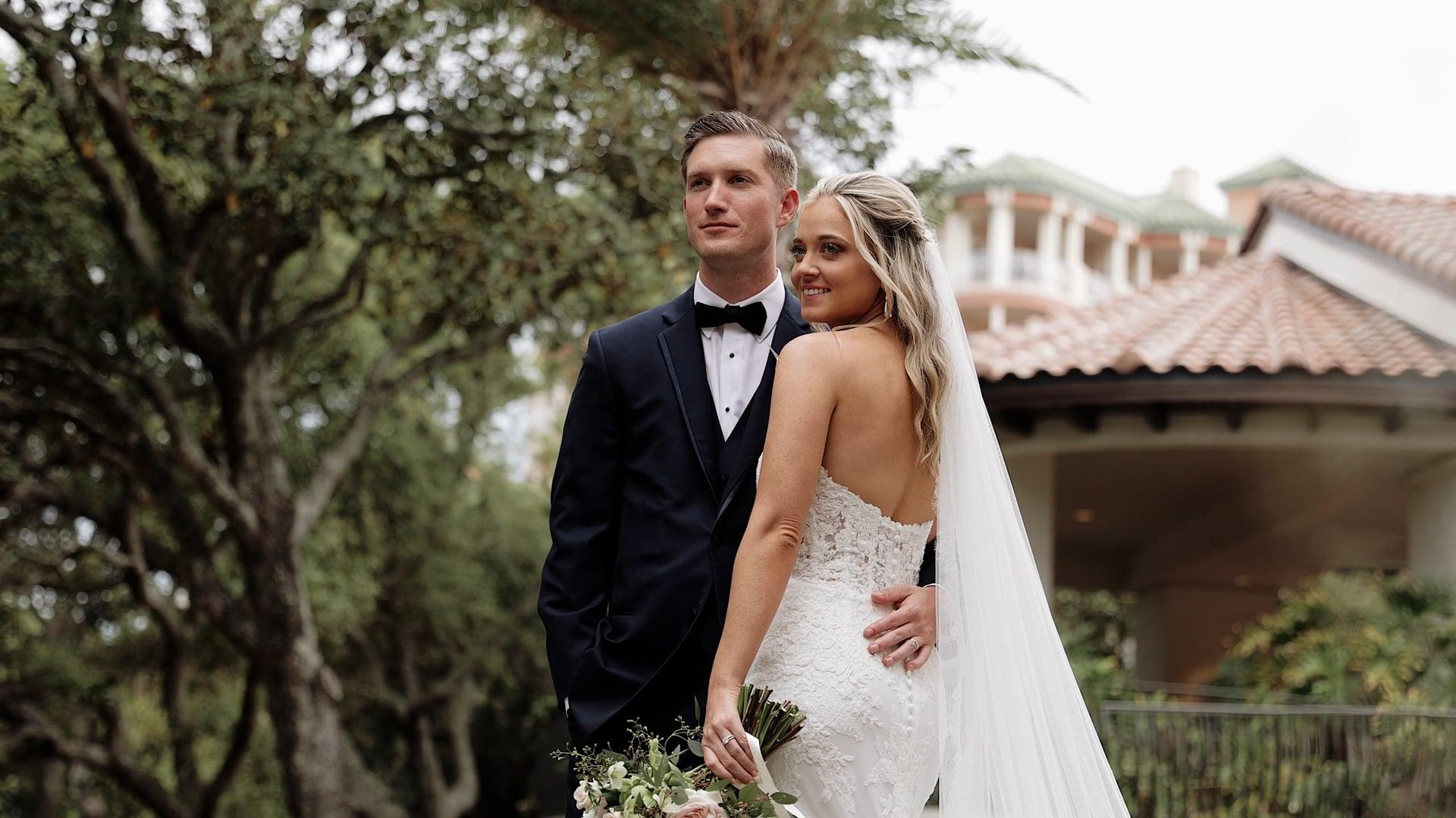 Tara + Dusty   Amelia Island Wedding
