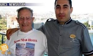 Turkish Hotel Bell Boy get's inheritance from best friend from the U.S.!