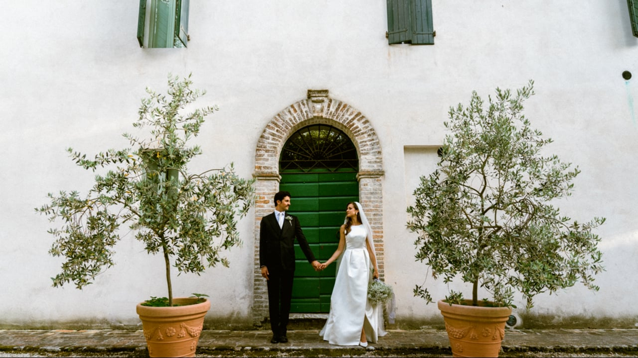 Agnieszka + Alessandro | Amore Mio