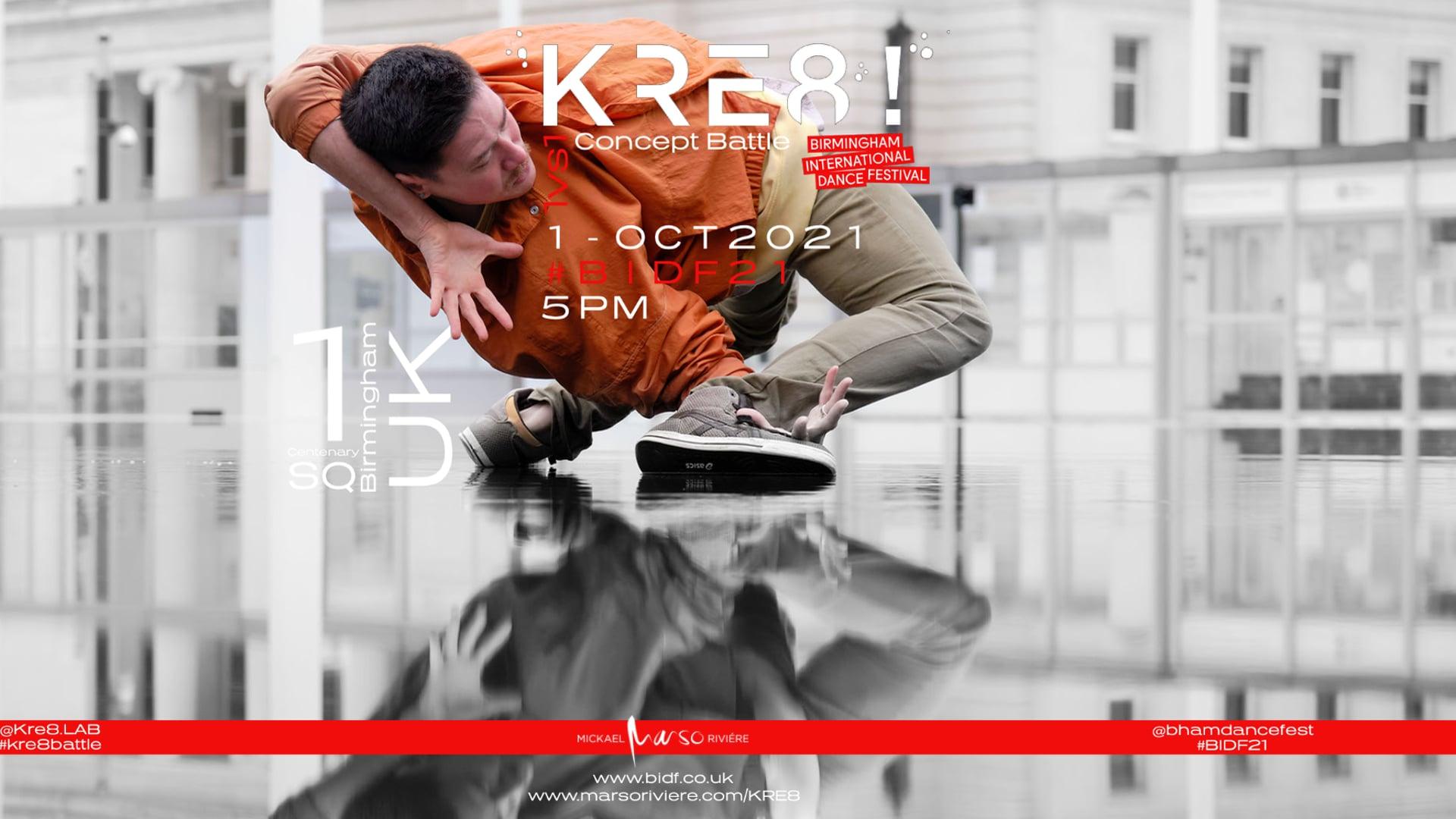 KRE8! Trailer OCT2021