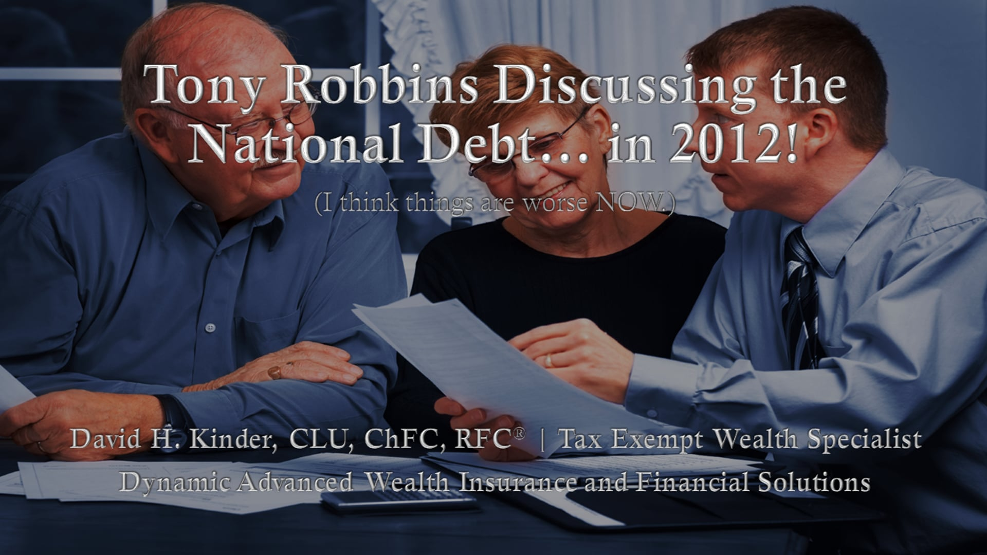 The National Debt and Federal Budget Deficit Deconstructed - Tony Robbins.mp4