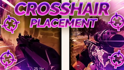 Shooter School - Crosshair Placement