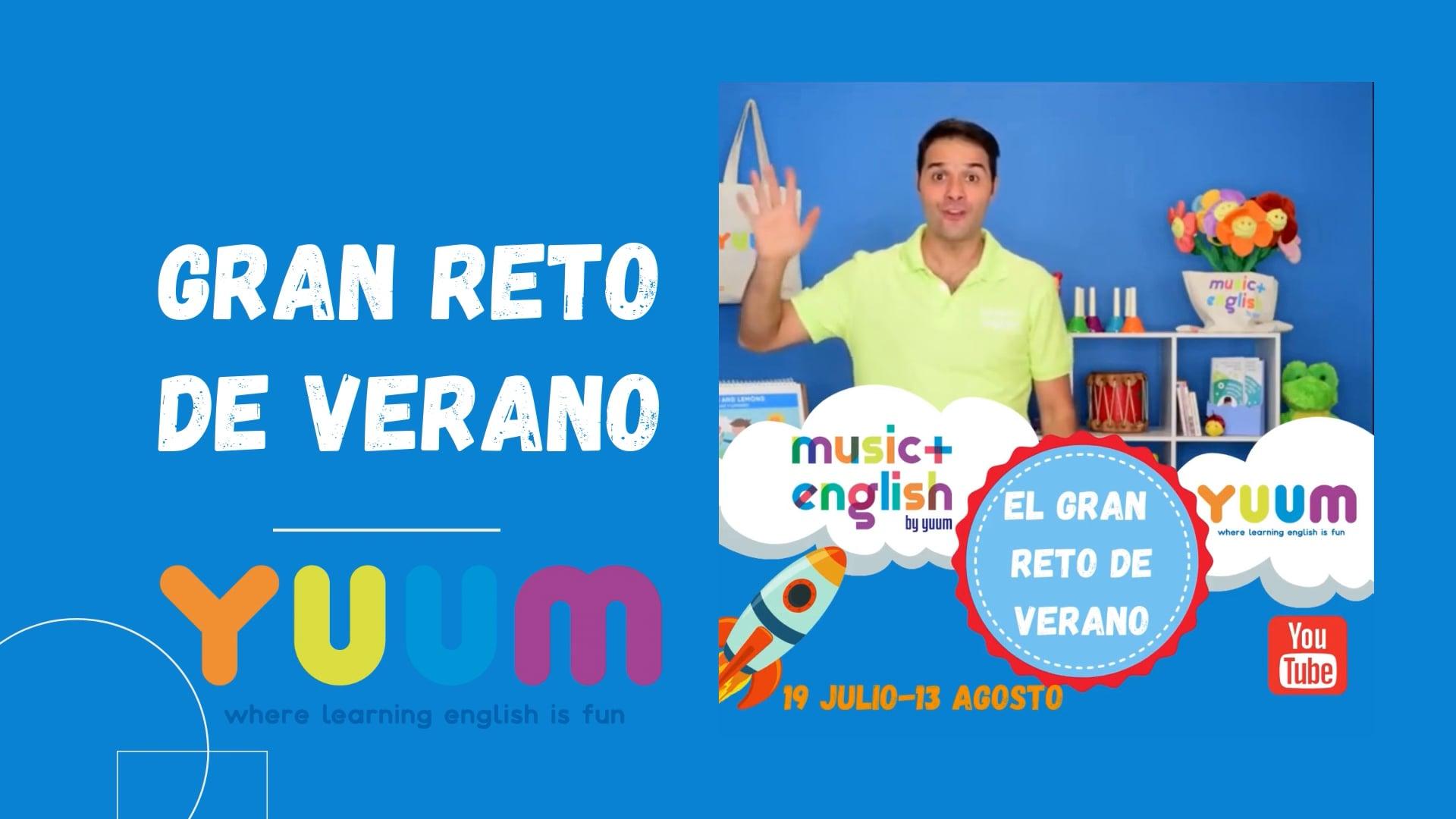Video TESTIMONIAL DEL GRAN RETO DE VERANO