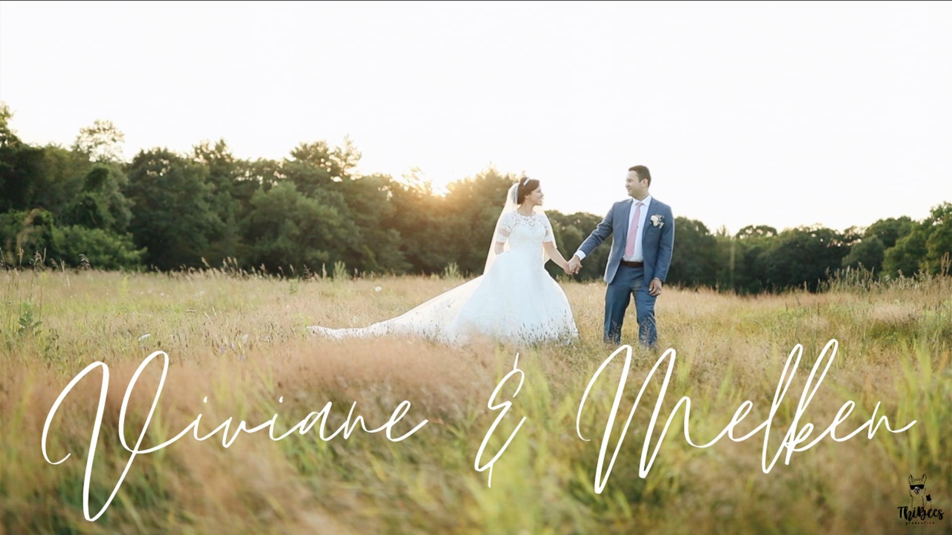 Viviane & Melken | Cinematic Highlight Video | Topsfield, MA