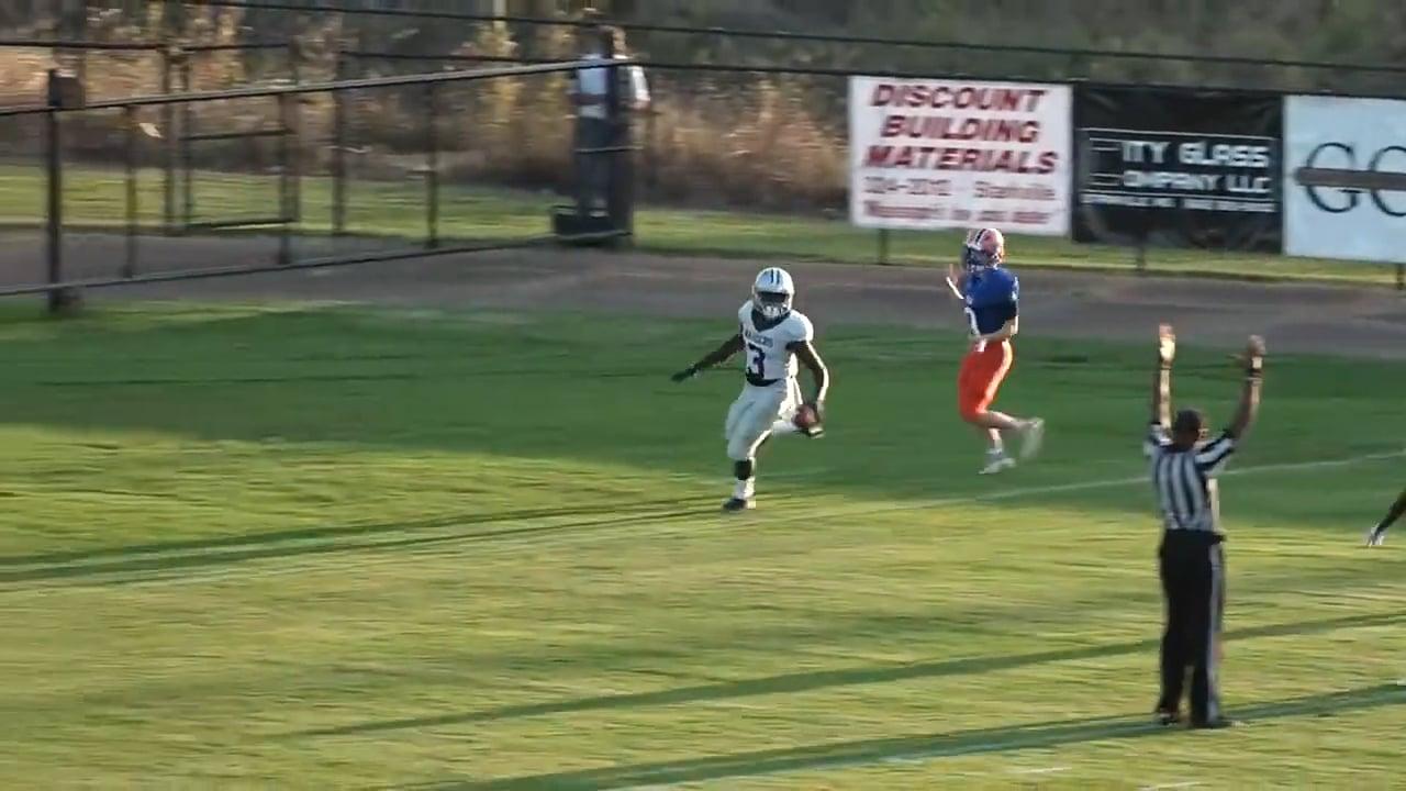JV Football vs Starkville Academy - 09-02-21